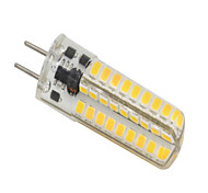 5W GY6.35 Двухштырьковые LED лампы T 72 SMD 2835 320-350 lm Тёплый белый Регулируемая V