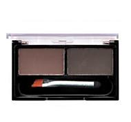 Lápices de Cejas Polvo Seco Larga Duración Natural Múltiples colores Ojos 1 2