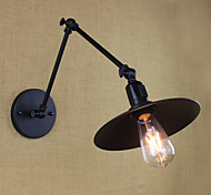 E26 / E27 Rustic/Lodge Painting Feature for Mini Style / Swing Arm / Bulb IncludedDownlight Wall SconcesWall