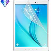 alto protector de pantalla transparente para Samsung galaxy tab una película protectora de la tableta 9.7 T550 T551 T555