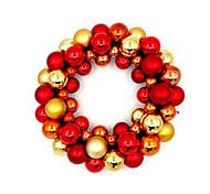 decorazioni natalizie corona