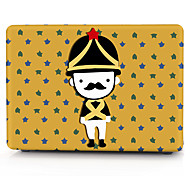 Little soldier MacBook Computer Case For MacBook Air11/13 Pro13/15 Pro with Retina13/15 MacBook12