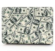 caja de la computadora MacBook patrón dólar para el macbook air11 13 PRO13 / / 15 / Pro con retina13 15 macbook12