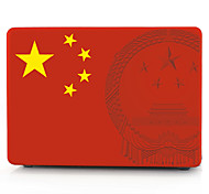 Chinese national Flag Pattern MacBook Computer Case For MacBook Air11/13 Pro13/15 Pro with Retina13/15 MacBook12