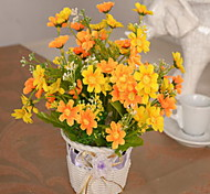 1 Branch Plastic Others Petals Plants Others Tabletop Flower Artificial Flowers
