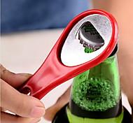 opener tennis squash racchetta bottiglia forma (colore casuale) 9.5 * 4 * 0,5 centimetri
