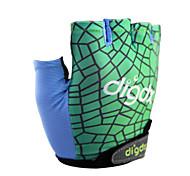 DLGDX® Спортивные перчатки Жен. Муж. Детские Перчатки для велосипедистов Осень Весна Лето ВелоперчаткиАнатомический дизайн