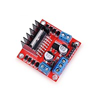 Crab Kingdom DIY Technology Model Production of Electronic Accessories L298N Motor Drive Module 02