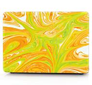gelb und grün herrlich 13 macbook Computergehäuse für / air11 macbook Steinmuster pro13 / 15 pro mit retina13 / 15 macbook12