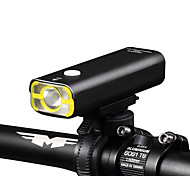 LED Flashlights/Torch / Handheld Flashlights/Torch / Front Bike Light LED Cycling Dimmable / Waterproof / Rechargeable / Easy Carrying