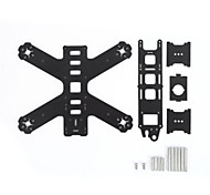 180mm 3K Full Carbon Fiber Mini FPV 4-Axis Quadcopter Frame Rack with PDB