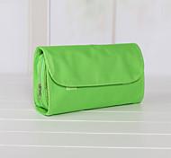 Porta-trucco Borsa per cosmetica / Porta-trucco Others Tinta unita 17*25*3 Verde
