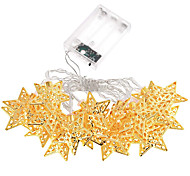 Holiday Light Stars LED Strip 20 Lamp Balls/Set LED String For Wedding Party Fairy Lights Christmas Decoration