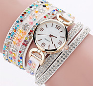Watches Women Fashion Watch Luxury Crystal Ladies Watch Bracelet Clock Geneva Dress Quartz Wrist Watches Relogio Feminino
