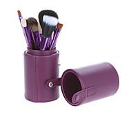 12Contour Brush / Makeup Brushes Set / Blush Brush / Eyeshadow Brush / Brow Brush / Eyeliner Brush / Eyelash Brush dyeing Brush / Eyelash