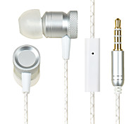 Neutral Product 8020 Earbuds (In Ear)ForMobile PhoneWithVolume ControlFashion heavy sports Running Wheat Mobile Computer Untelligent In-Ear