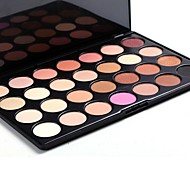 28 Eyeshadow Palette Dry Eyeshadow palette Pressed powder Daily Makeup