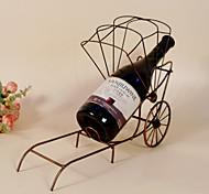Винные стеллажи Чугун,35*11*13CM Вино Аксессуары