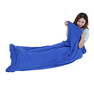 Sleeping Bag Liner Slumber Bag Single 10 Down100 Camping Traveling IndoorWaterproof Rain-Proof Windproof Well-ventilated Foldable