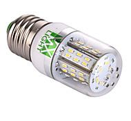 4W E26/E27 Bombillas LED de Mazorca T 48 SMD 3014 350-450 lm Blanco Cálido / Blanco Fresco Decorativa V 1 pieza