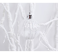 Christmas Decorations The Snowflake Ball Pendant