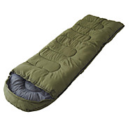 Sleeping Bag Slumber Bag Single 10 Down100 Camping Traveling IndoorWaterproof Rain-Proof Windproof Well-ventilated Foldable Portable