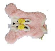 Cat / Dog Coat Pink Dog Clothes Winter Cartoon Cute