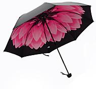 Красный Складные зонты Зонт от солнца Plastic Аксессуары на коляску