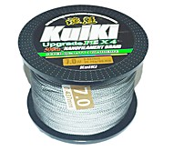 500M / 550 Yards PE Braided Line / Dyneema / Superline Black 0.105--0.470mm For Sea Fishing / Bait Casting / Freshwater Fishing