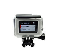 Accessories For GoPro,Protective Case Touchscreen Convenient, For-Action Camera,Gopro Hero 4 Universal Plastic