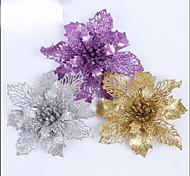 High - grade Christmas Flowers / Christmas Decorations 20cm