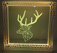 Customized Designs for Decoration Photo Frame with Light