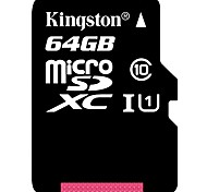 Kingston 64GB TF Micro SD Card scheda di memoria UHS-1 Class10