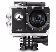 Elephone ELE® Explorer Sports Action Camera 12MP / 8MP / 5MP / 14MP 1920 x 1080WiFi / 4K / LED / Wide Angle / 3-Way / All in One /