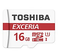 TOSHIBA MicroSD Micro SD SDHC C10 Max Read Speed 90M/S 16GB Memory Card