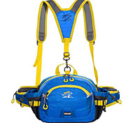 20 L Поясные сумки Сумки через плечо Спорт в свободное время Водонепроницаемость Дышащий Ударопрочность Терилен