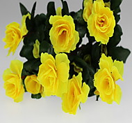 1 1 Branch Plastic / Others Azalea / Others Tabletop Flower Artificial Flowers