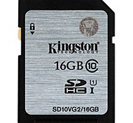 Kingston 16GB scheda SD scheda di memoria Class10