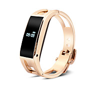 DMDG Smart Bluetooth Bracelet Watch/ Calls Pedometer / Remote Camera Sleep Monitor Alarm Clock Sync SMS Alarm Remind