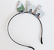 Головные уборы Вдохновлен Косплей Косплей Аниме Косплэй аксессуары Головные уборы Нетканая ткань Женский