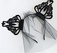 Accessori per capelli Ispirato da Cosplay Cosplay Anime Accessori Cosplay Accessori per capelli Nero Tessuto non tessutoUomo / Donna /