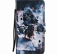 For Google Pixel XL Pixel Case Cover Magician Painted Lanyard PU Phone Case