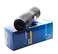 BIJIA 15-80 25 mm Monocular BAK4 Alta Definição Âmbito de Visão Visão Nocturna Focagem Central Revestimento Múltiplo TotalCaça Observação