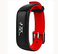 P1 smart bracelet / монитор артериального давления / монитор сжигания калорий / шагомеры / монитор сердечного ритма / будильник /