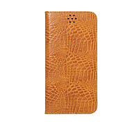 For Apple iphone 6s iphone 6s Plus iphone 6 iphone 6 plus iphone SE iphone 5s iphone 5 The Crocodile Grain PU Leather Case