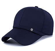 Hat Ultraviolet Resistant Unisex Baseball Summer Dark Gray Light Gray Black Blue-Sports®