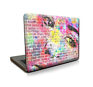 For MacBook Air 11 13/Pro13 15/Pro with Retina13 15/MacBook12 Scrawl Face Apple Laptop Case