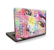 für macbook air 11 13 / pro13 15 / Pro mit retina13 15 / macbook12 kritzeln Gesicht Apfel Laptop-Tasche