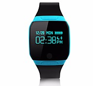 E07S New Bluetooth Movement IP67-Level Waterproof Step Health Monitoring Wechat Internet Sleep Analysis To Remind Smart Bracelet