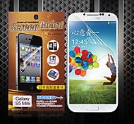 Protective HD Screen Protector for Samsung Galaxy S5 Mini (3 pcs)